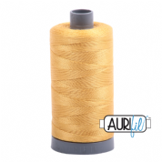 Aurifil 28 Cotton Thread - 2134 (Mustard Yellow)
